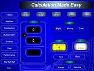 Calculation Made Easy screenshot